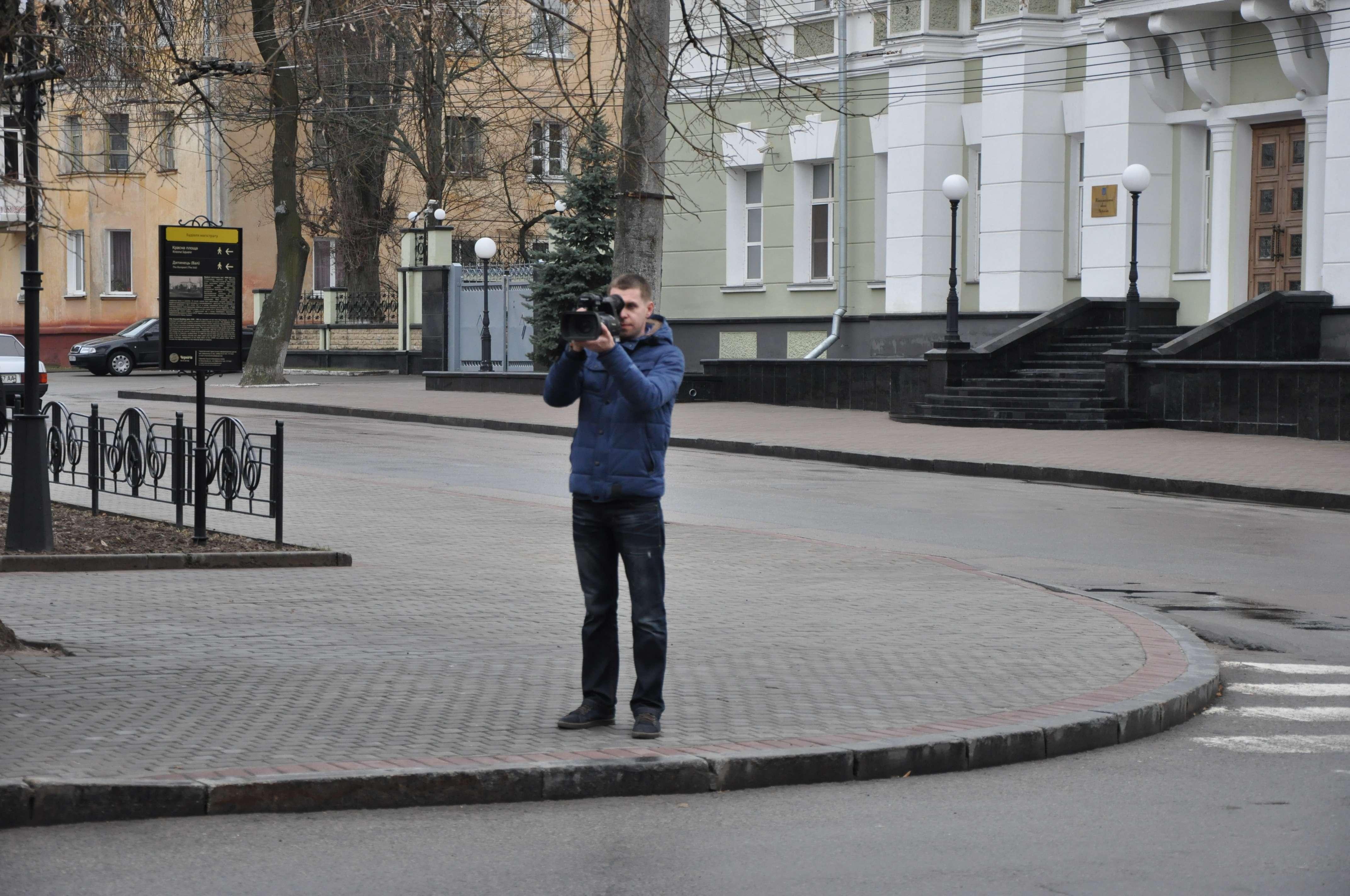 Від оператора ЧЕlineTV Сергія Бутько ні хто не сховається