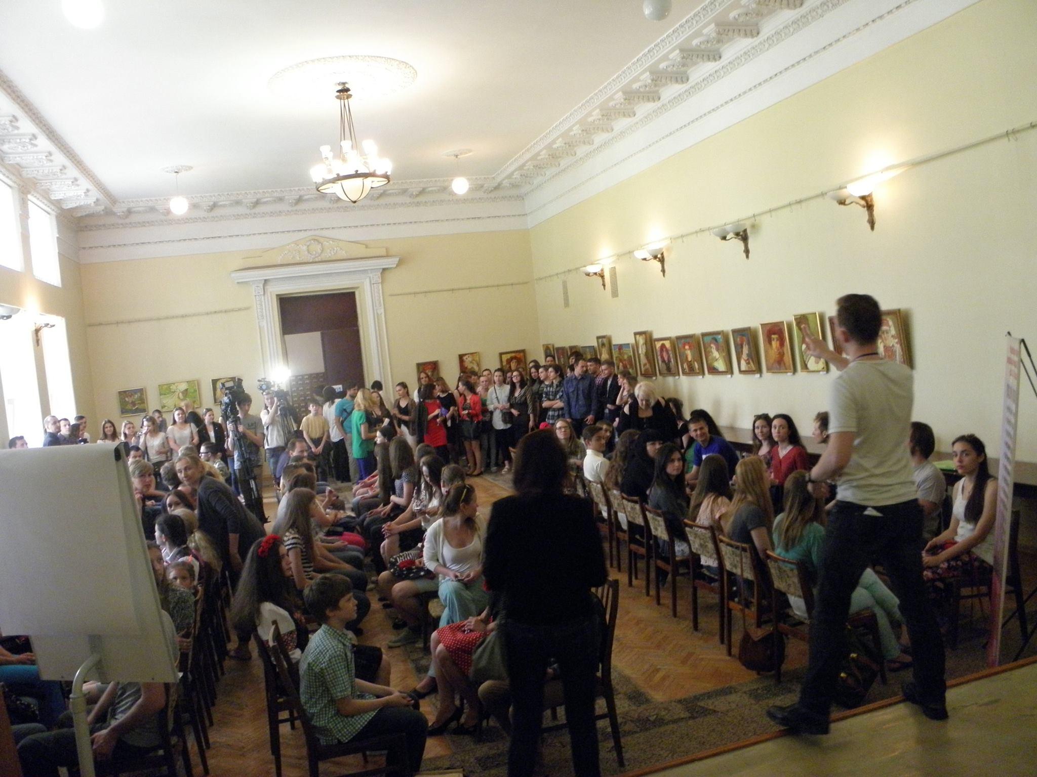 Чернігів долучився до спроби побити рекорд Гіннесса (Фото)