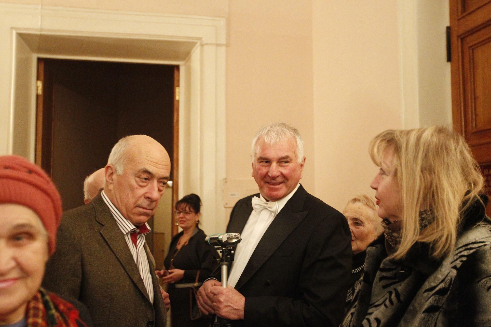 Музикант Микола Сукач став почесним громадянином Чернігова (Фото)