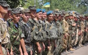 Пять трендів змін української армії