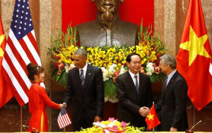 Республика_Вьетнам США Ембарго