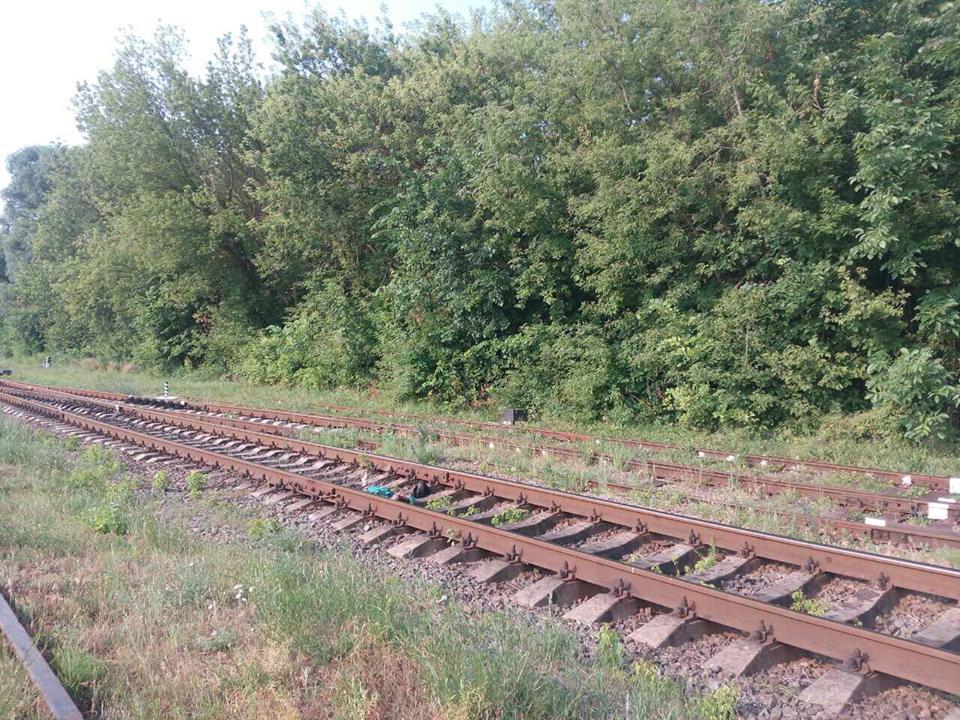 Безхатько загинув під швидкісним потягом (Фото)