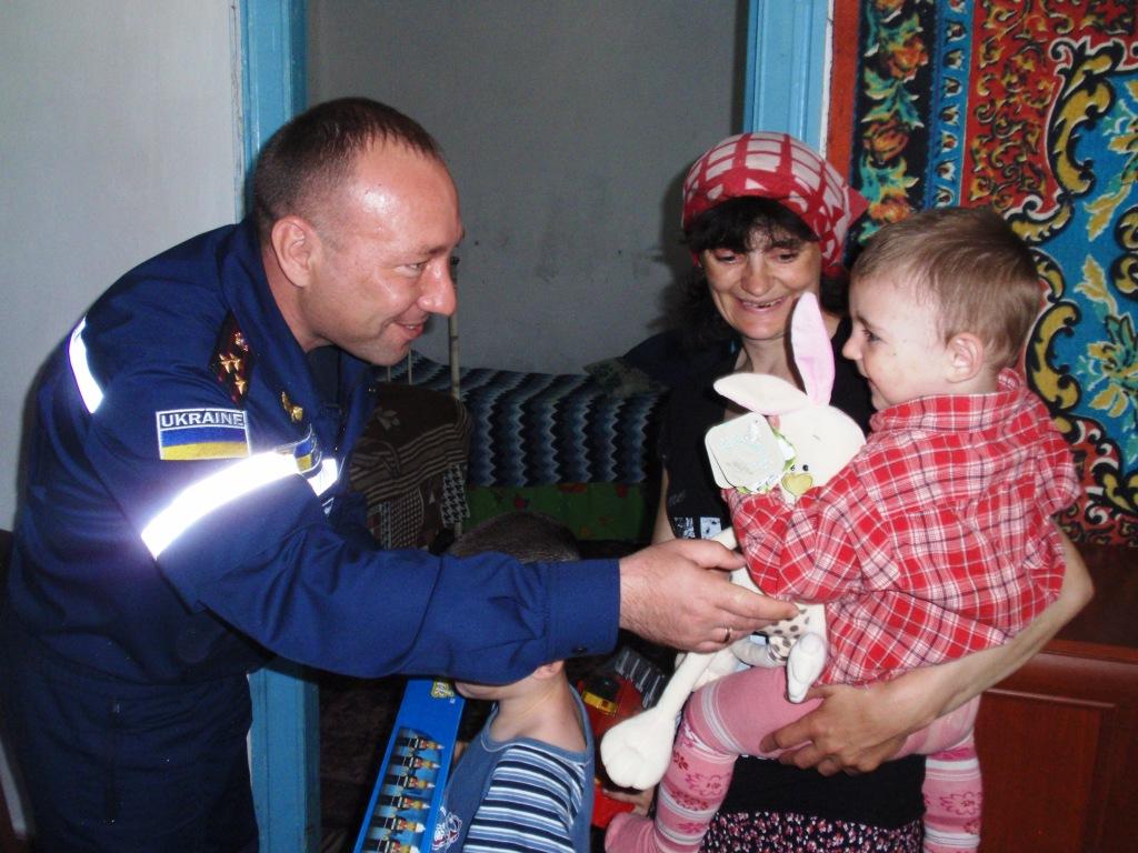5-річний хлопчик із Рогізок – «Герой-рятувальник року» від Чернігівщини (Фото)
