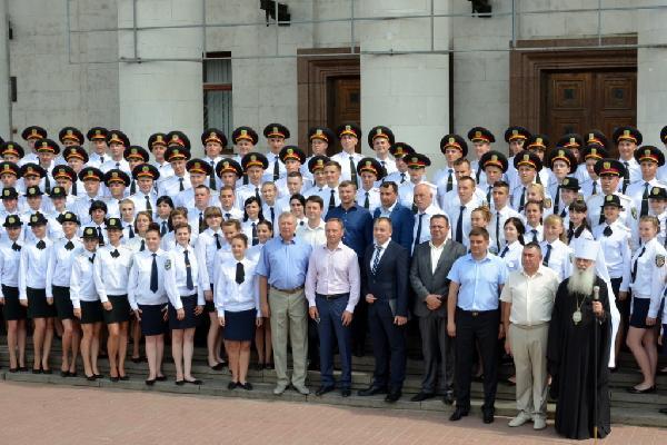 Академія пенітенціарної служби випустила понад 200 фахівців (Фото)