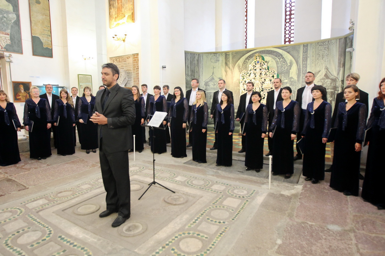 Урочисті молебні до дня Хрещення Київської Русі (Фото)