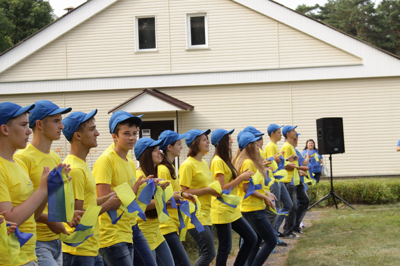 Талановиті патріоти відпочивають в обласній літній школі на Чернігівщині (Фото)