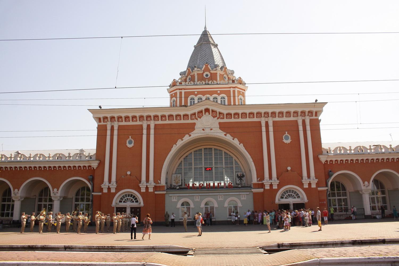 88-й день народження відсвяткував залізничний вокзал Чернігова (Фото)