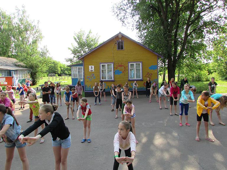 Ніжинці та луганчани відпочиватимуть разом (Фото)