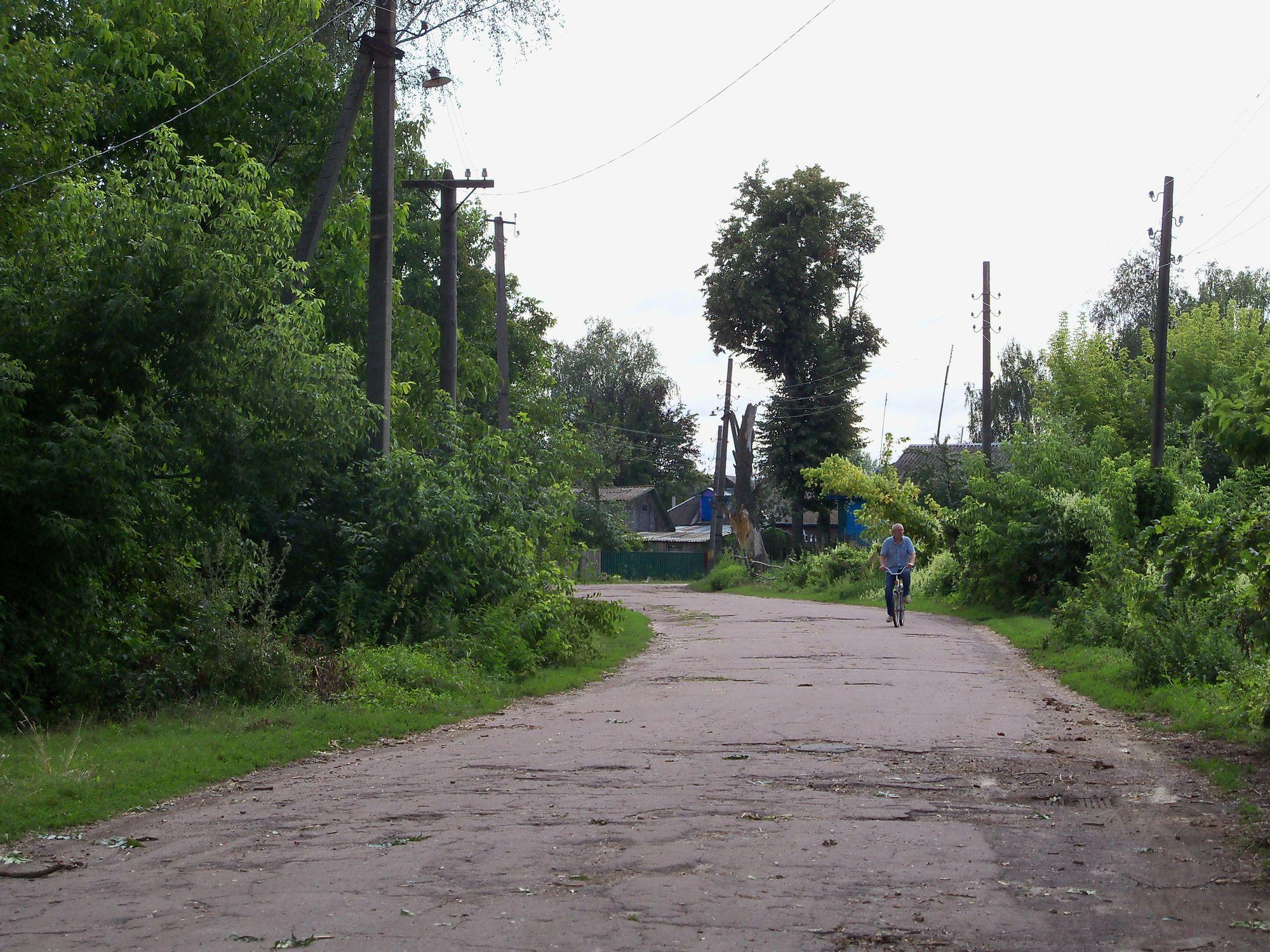 У Чорнотичах на Сосниччині чекають реальних кроків від децентралізації (Фото)