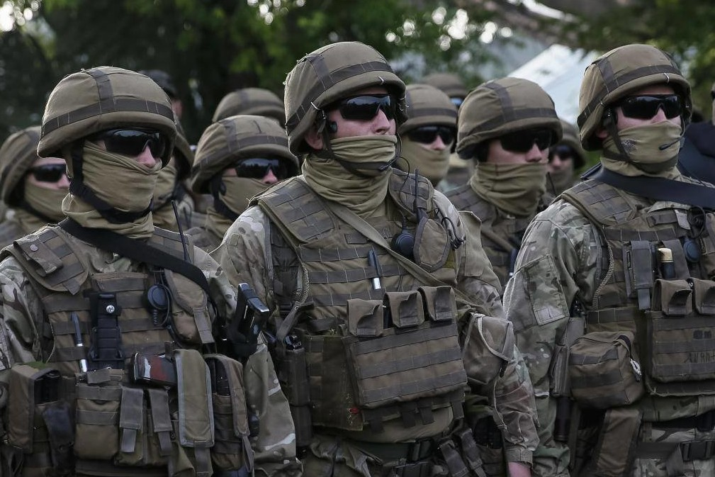 Як прикарпатці служать серед еліти українського спецназу