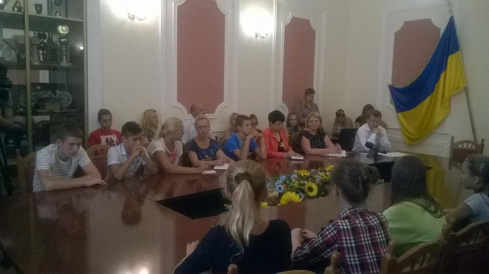 Діти учасників АТО відпочинуть у Меммінгені: умови перевірили чернігівські чиновники (Фото)