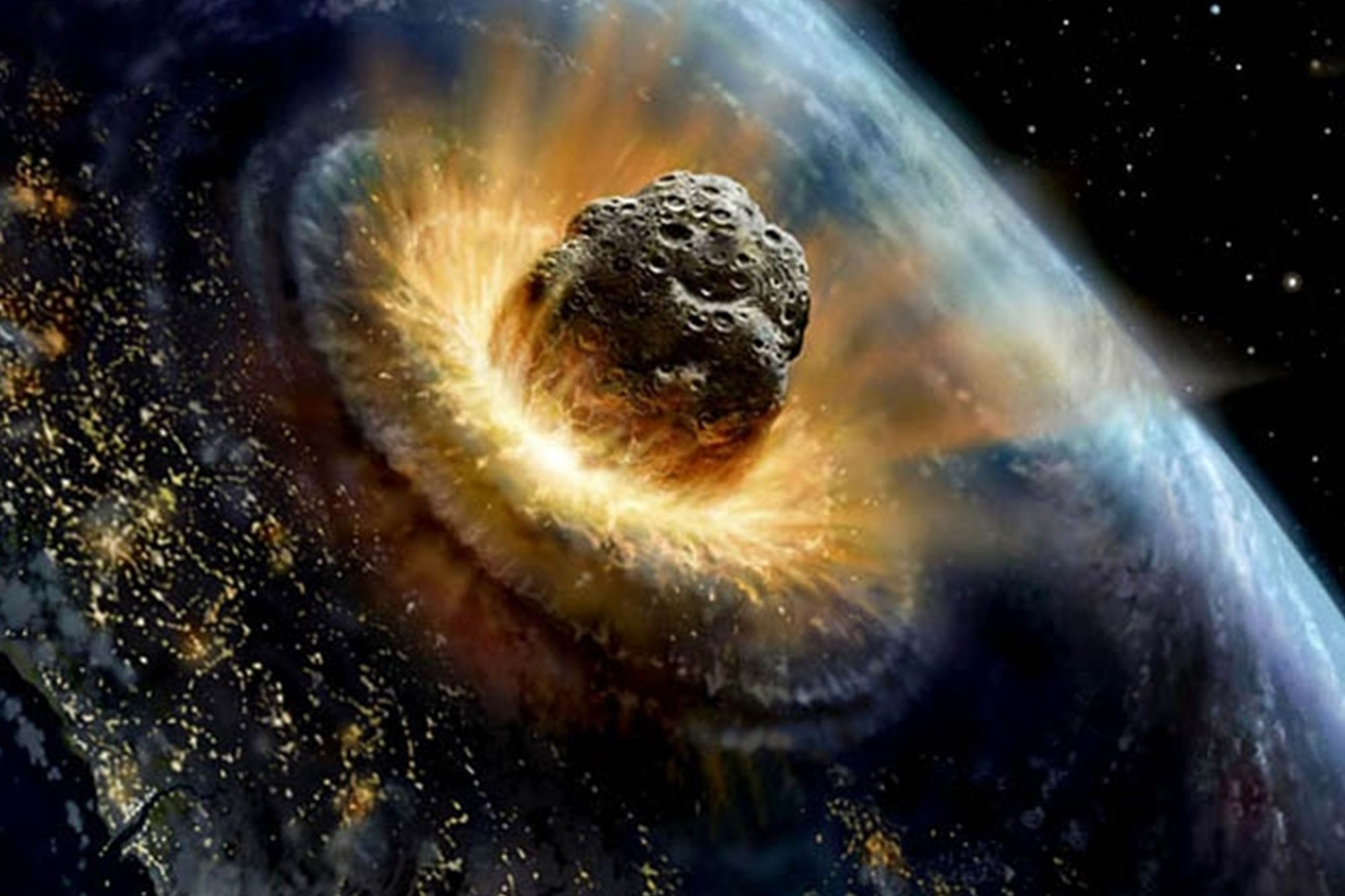 asteroids earth collision - HD 1429×800