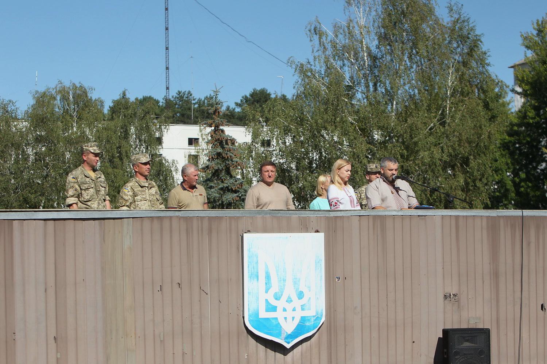 Школярі і студенти в армії: на Чернігівщині відбувся патріотичний квест (Фото)