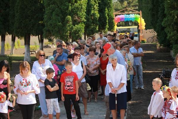 На Ічнянщині відкрили дитячий садочок «Барвінок» (Фото)