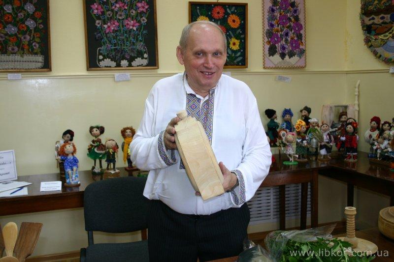 За 30 років різьбяр Панько виготовив більше 600 виробів (Фото)