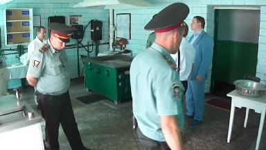 Комашко поїхав до ув'язнених області (Фото)