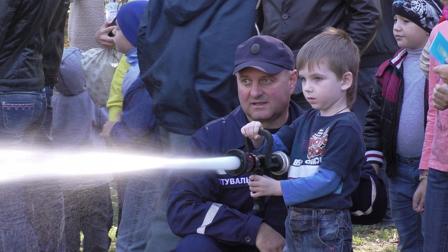 Неопалима Купина разом із рятувальниками захищає життя українців (Фото)
