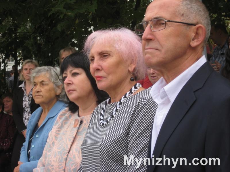 У Ніжині відзначили 73-ю річницю визволення (Фото)