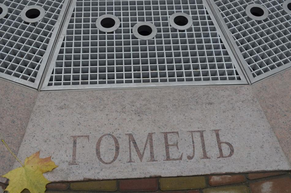 У Чернігові делегації міст-побратимів побачили іменний фонтан (Фото)