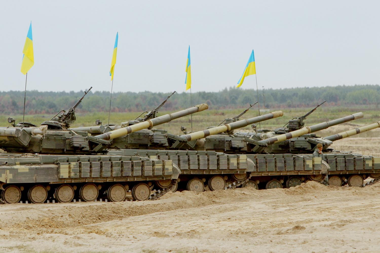 Броньовані монстри України (Фото)
