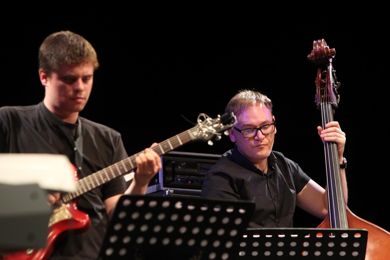 Джазова осінь у Чернігові: виступ Harrison Young (Фото)