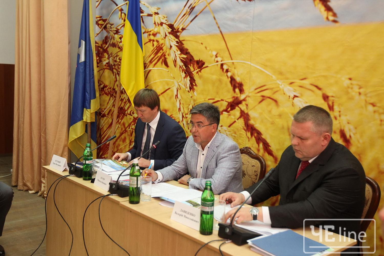 Болюче земельне питання обговорили у Батурині (Фото)