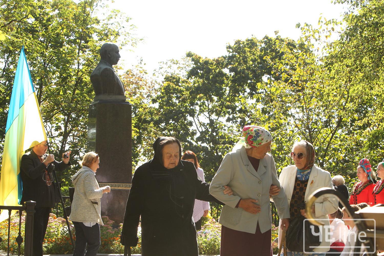 У Чернігові пройшли урочистості до дня народження сонцепоклонника (Фото)