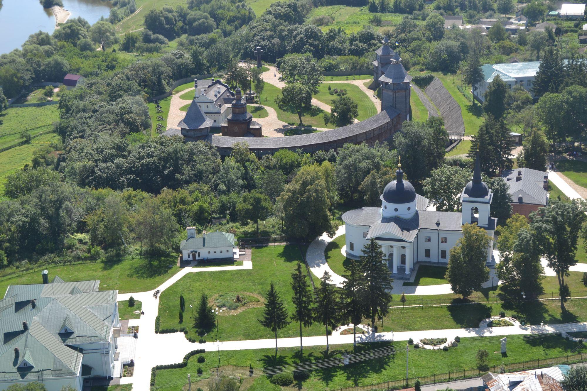 «Мій туристичний край»: на Чернігівщині б'ється серце Гетьманщини (Фото)