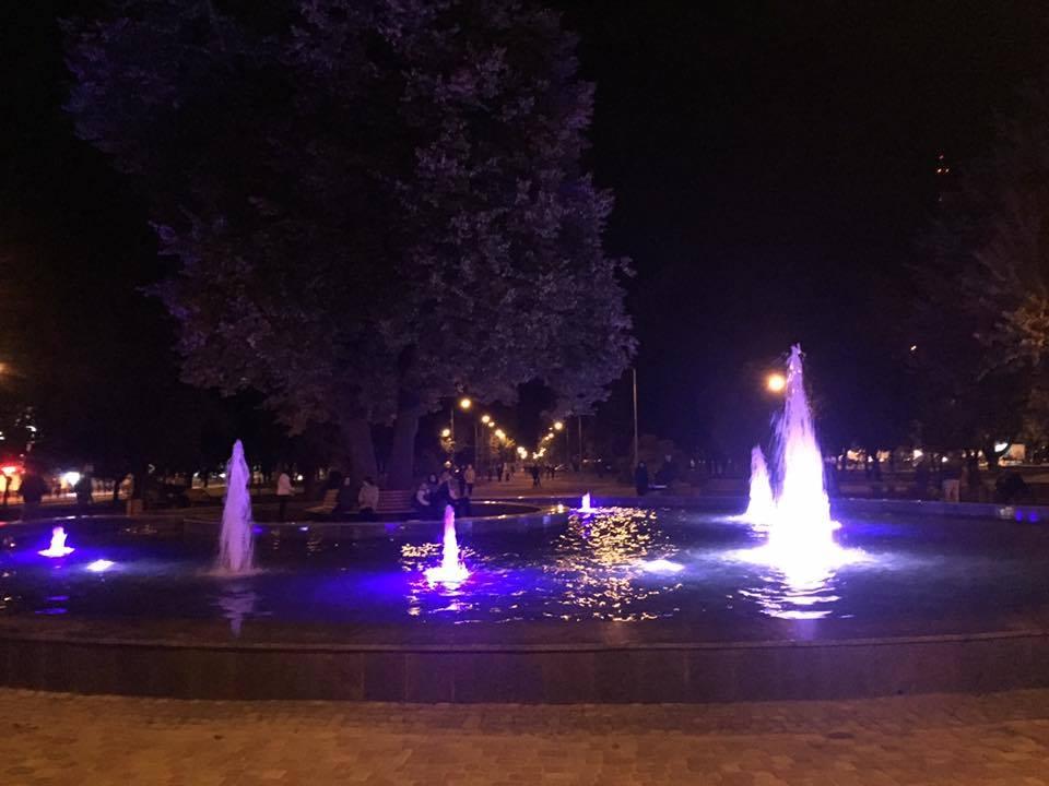 Чернігівський водограй: фонтанна історія після 30 років анабіозу (Фото)