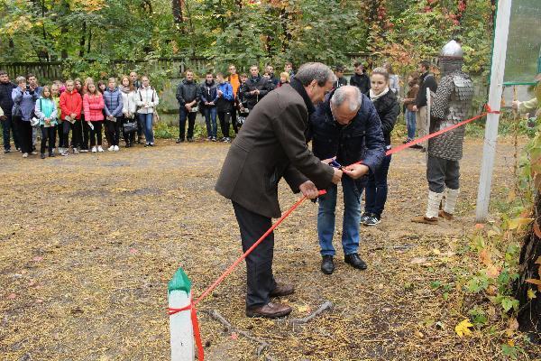 У Чернігові з'явилась двохкілометрова екологічна стежка (Фото)
