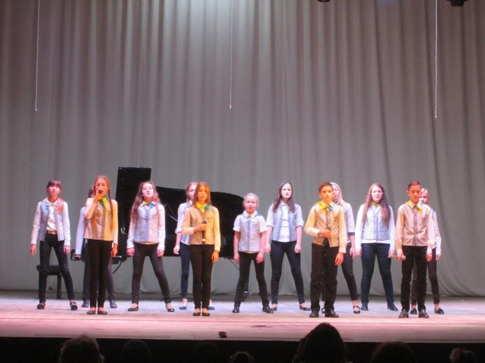 У Чернігові відбувся фестиваль-конкурс патріотичної пісні «Поклик серця» (Фото)
