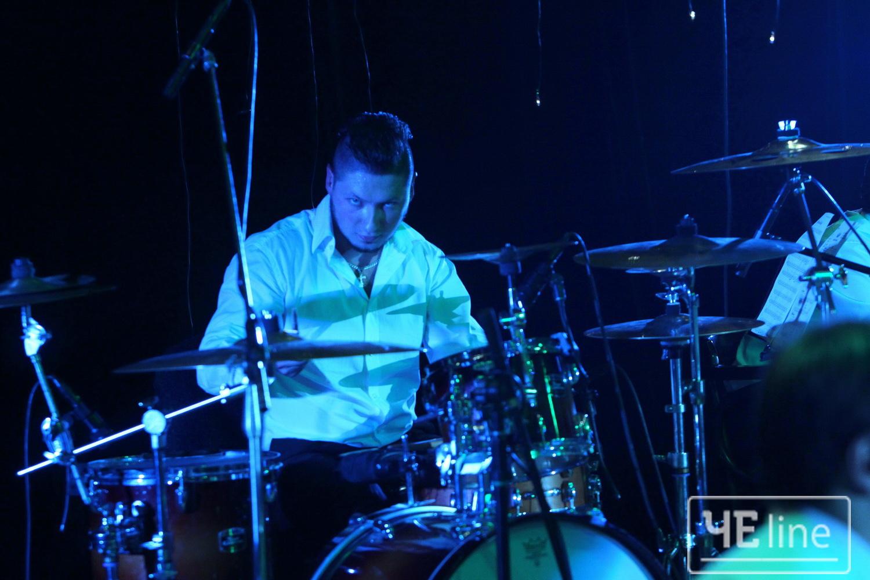 У Філармонійному центрі звучала особлива барабанна музика (Фото)