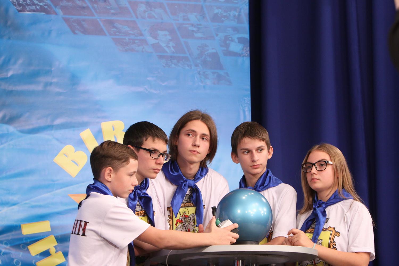 У Чернігові відбулася гра «Віват, інтелект» (Фото)