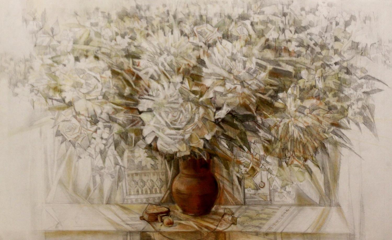 «Про що шепочуть квіти та дерева»: виставка чернігівської художниці (Афіша)