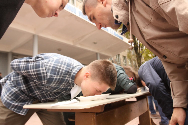 Посвята у студенти першокурсників-педагогів (Фото)