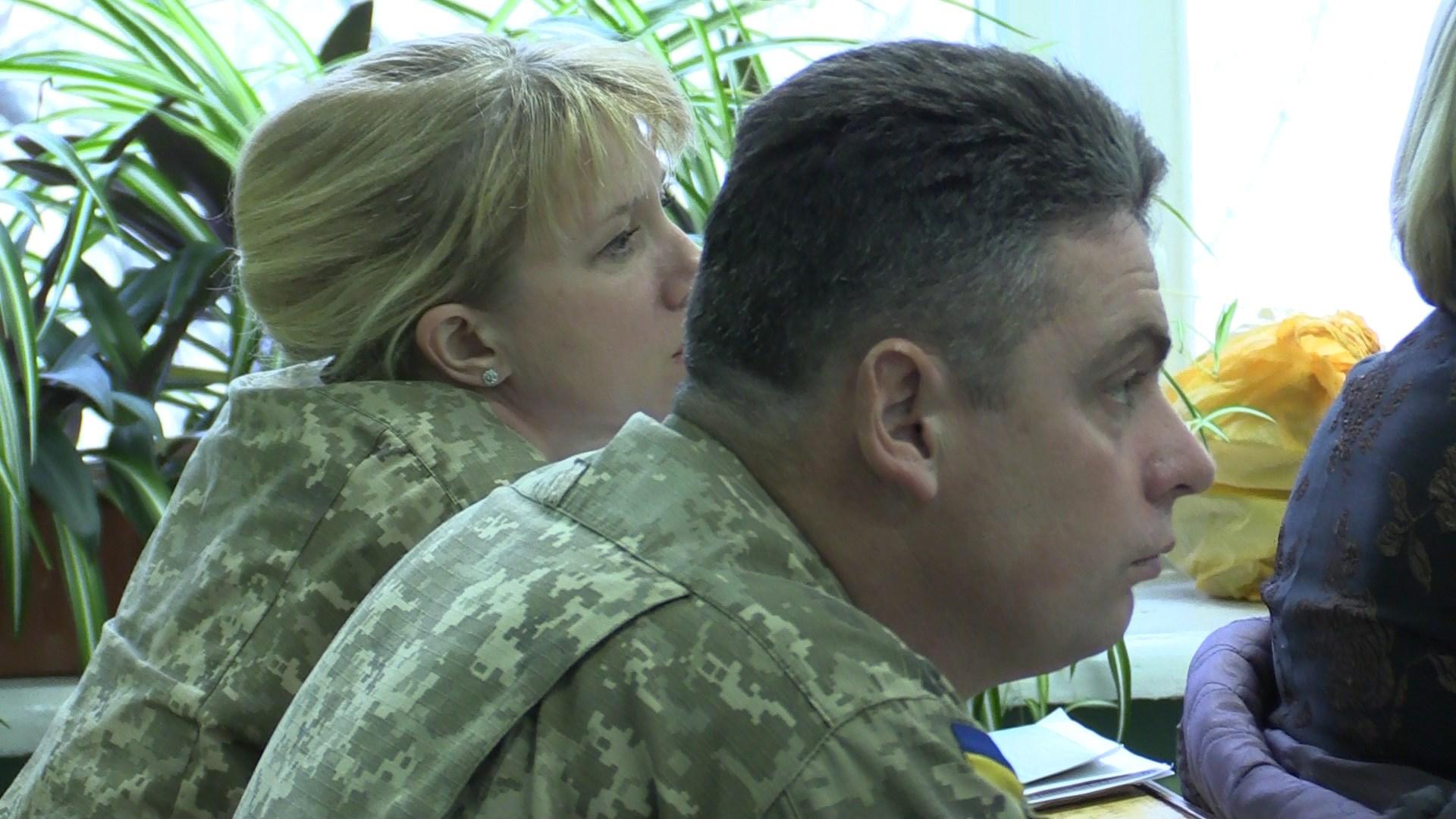 Європейська освіта для військових і бійців АТО (Фото)