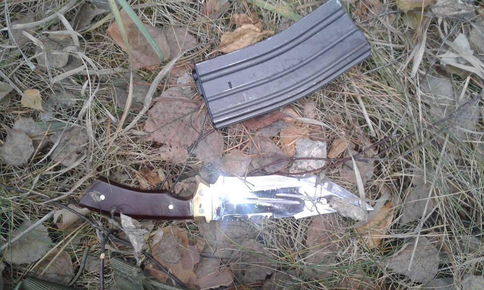 Озброєні пейнтболісти напали на військову частину на Чернігівщині (Фото)