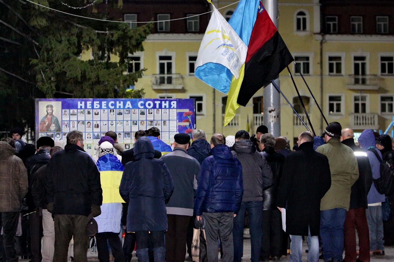 У Чернігові пройшло народне віче (Фото)