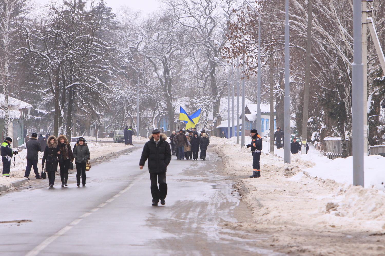 Батуринці ніколи не забудуть московської жорстокості (Фото)