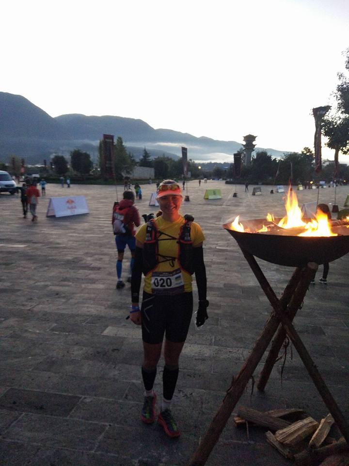 Чернігівка Оксана Рябова завоювала бронзу з ультратрейлу в Китаї (Фото)