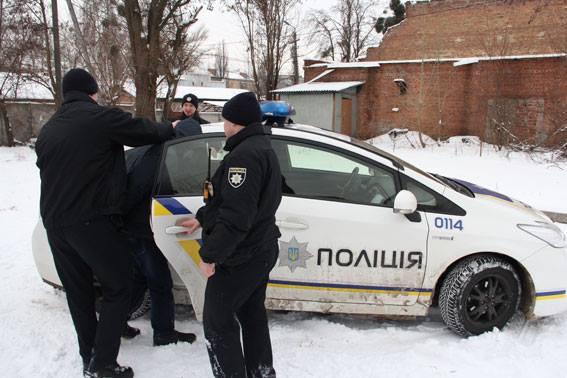 У Чернігові затримали серійного крадія з Вінничини (Фото)