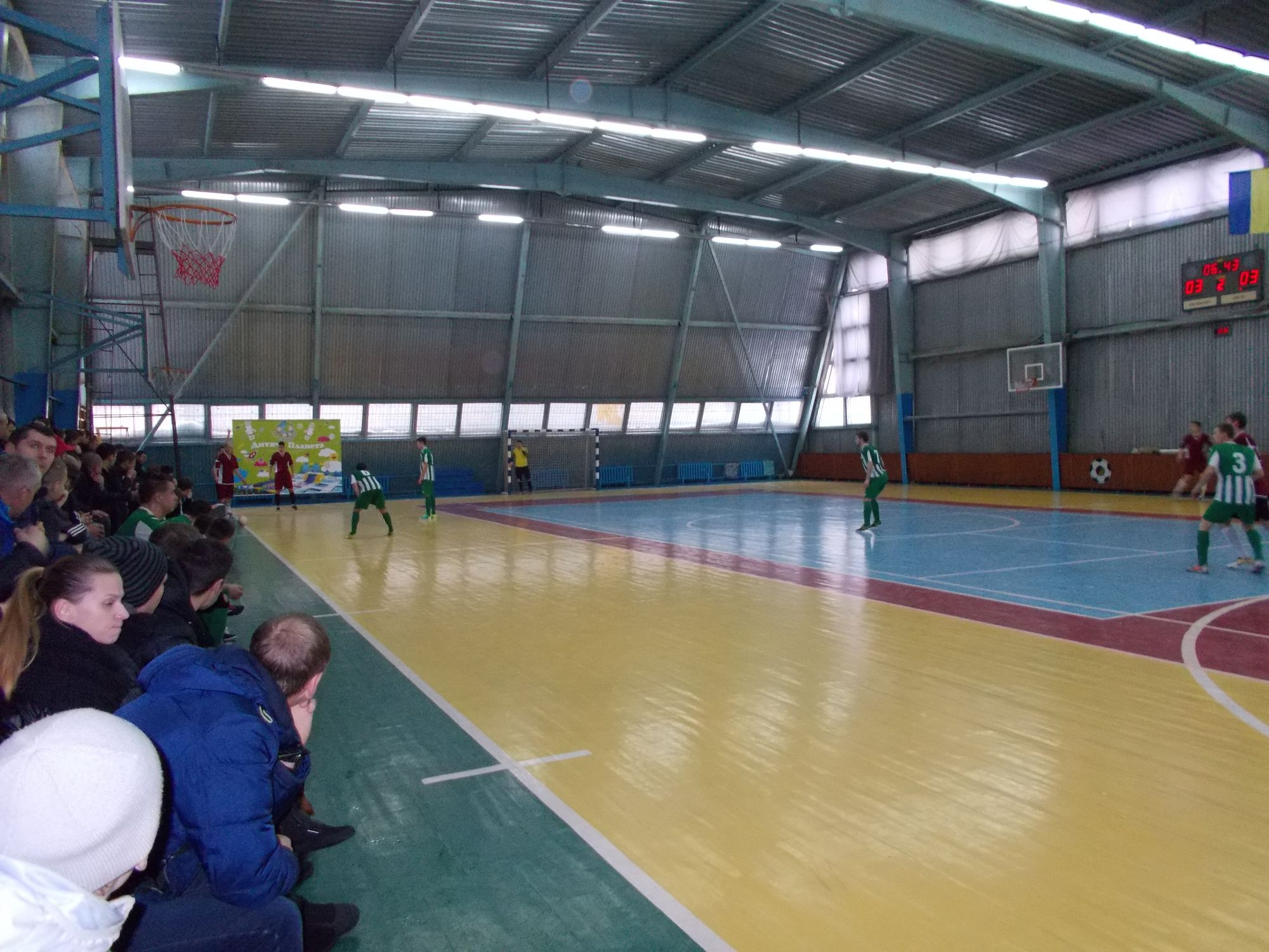 Кубок Чернігова з футзалу їде до Понорниці (Фото)