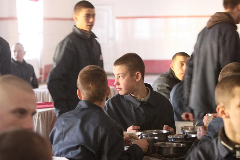 Заступник міністра юстиції відвідав Прилуцьку виховну колонію (Фото)