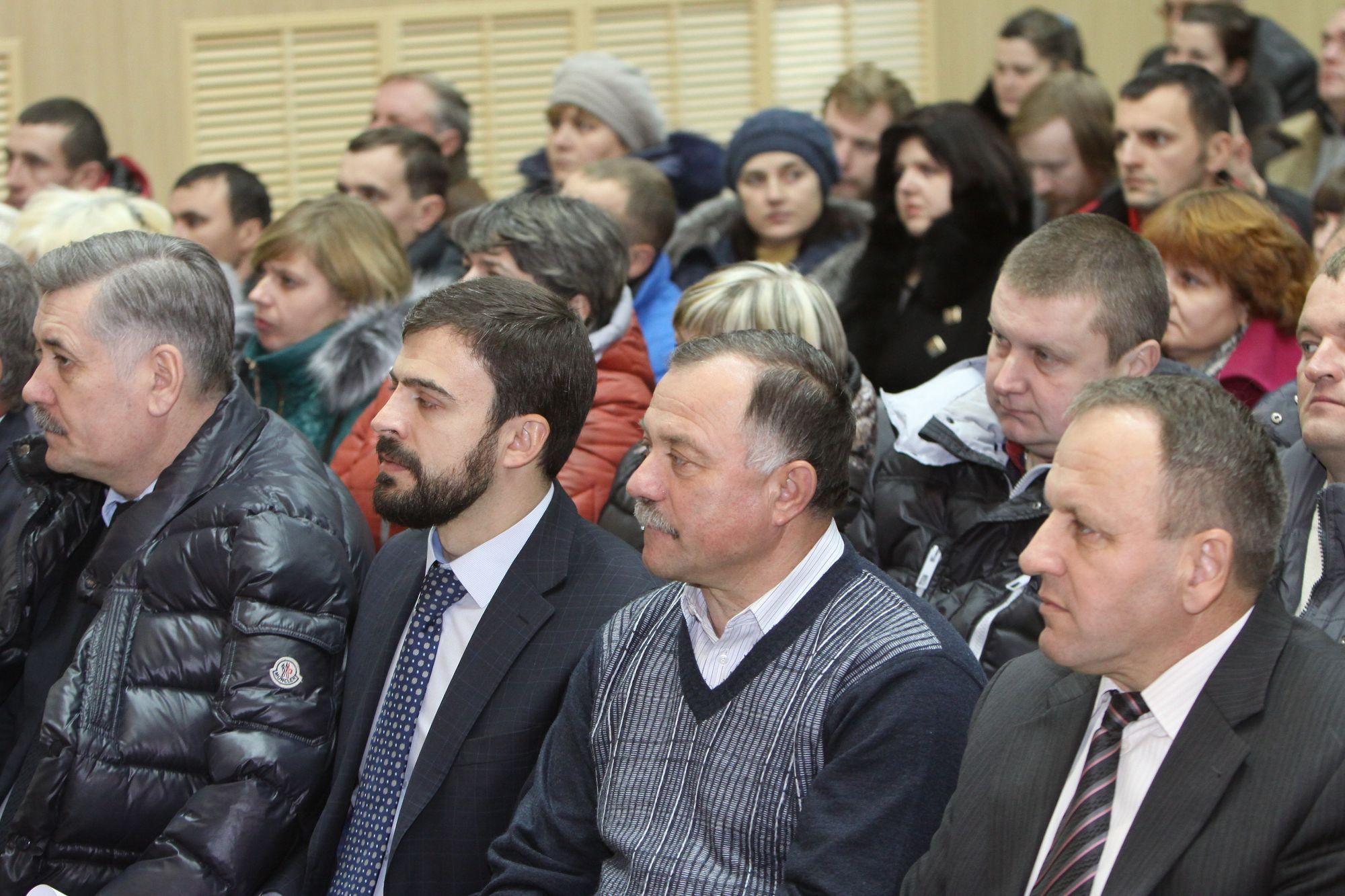 У гетьманській столиці зібрались сподвижники децентралізації на Чернігівщини (Фото)
