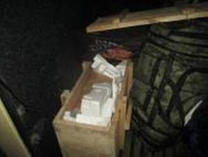 Прикордонники на Чернігівщині виявили лампи до ракетної зброї