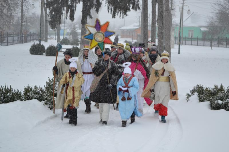 """""""Різдво у Гетьмана"""": Батурин у новорічні свята (Фото)"""