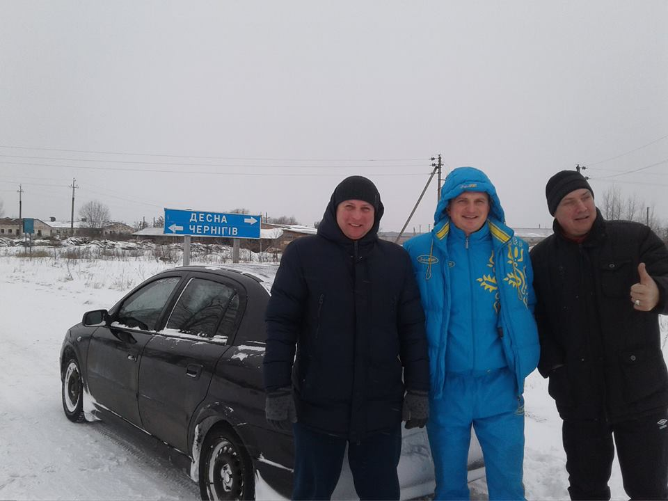 Чернігівські спортсмени подарували свято дітям військовослужбовців (Фото)