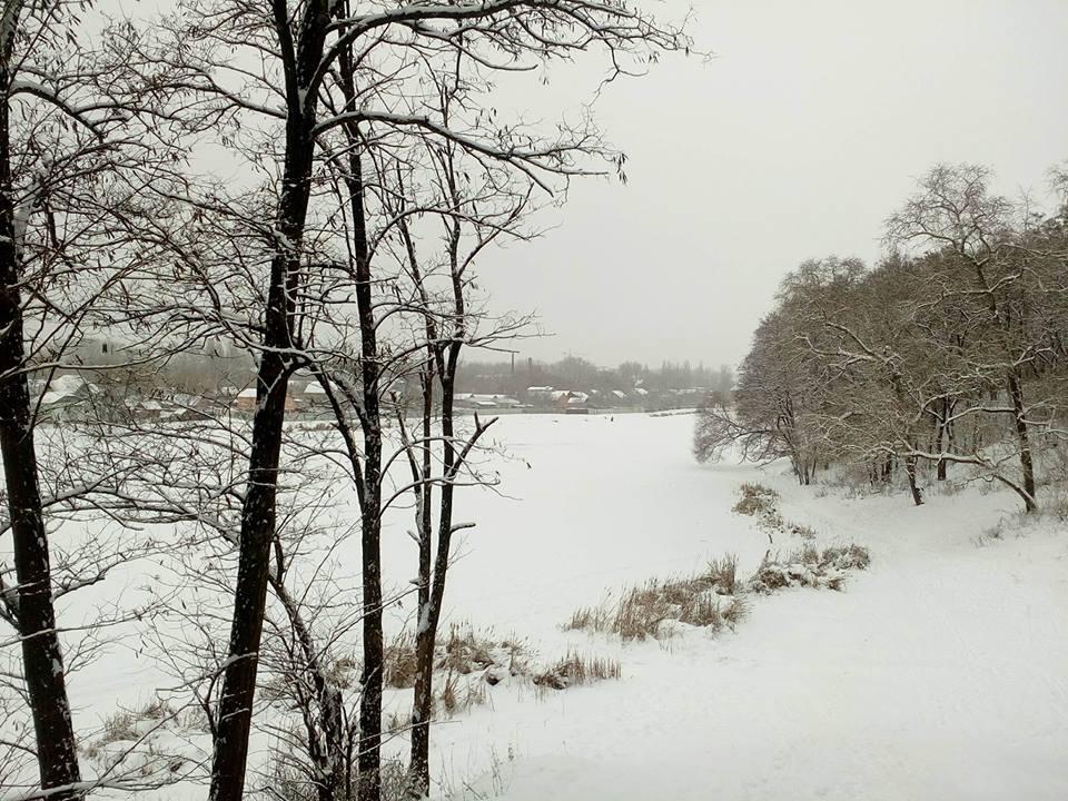 Зимова краса в Ялівщині (Фото)