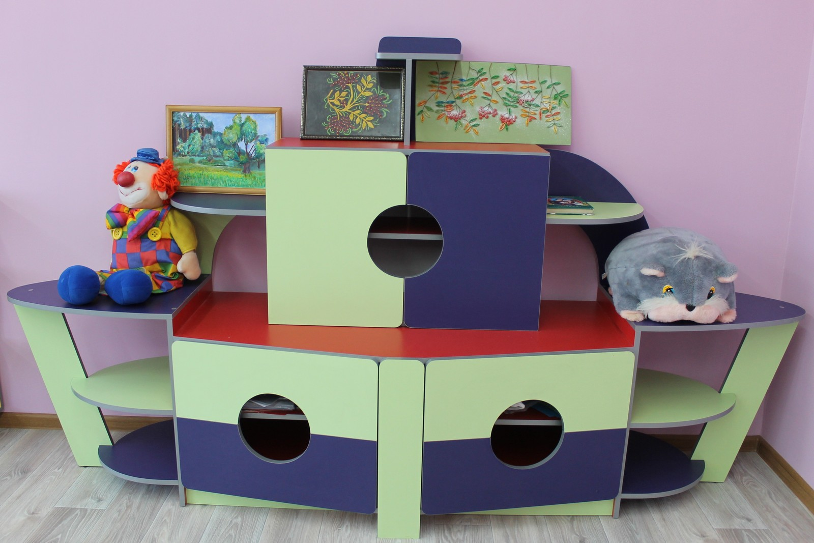 При Ніжинському навчально-виховному комплексі запрацював дитсадок (Фото)