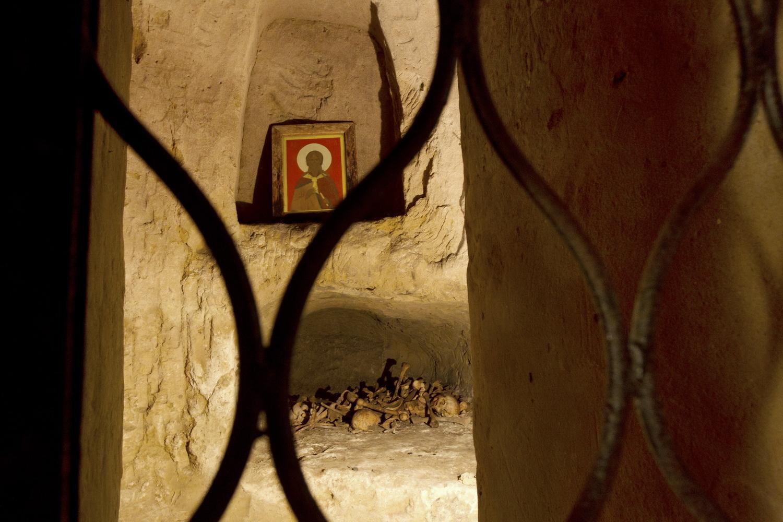 Таємничі Антонієві печери (Фото)